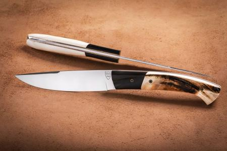 Africa Buffalo - Warthog table knives